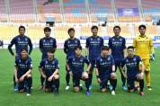 진주시민축구단 2020 K4리그 데뷔전 승리