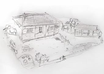 [그 시절, 그 추억]       (1) 고향집 겨울 추위
